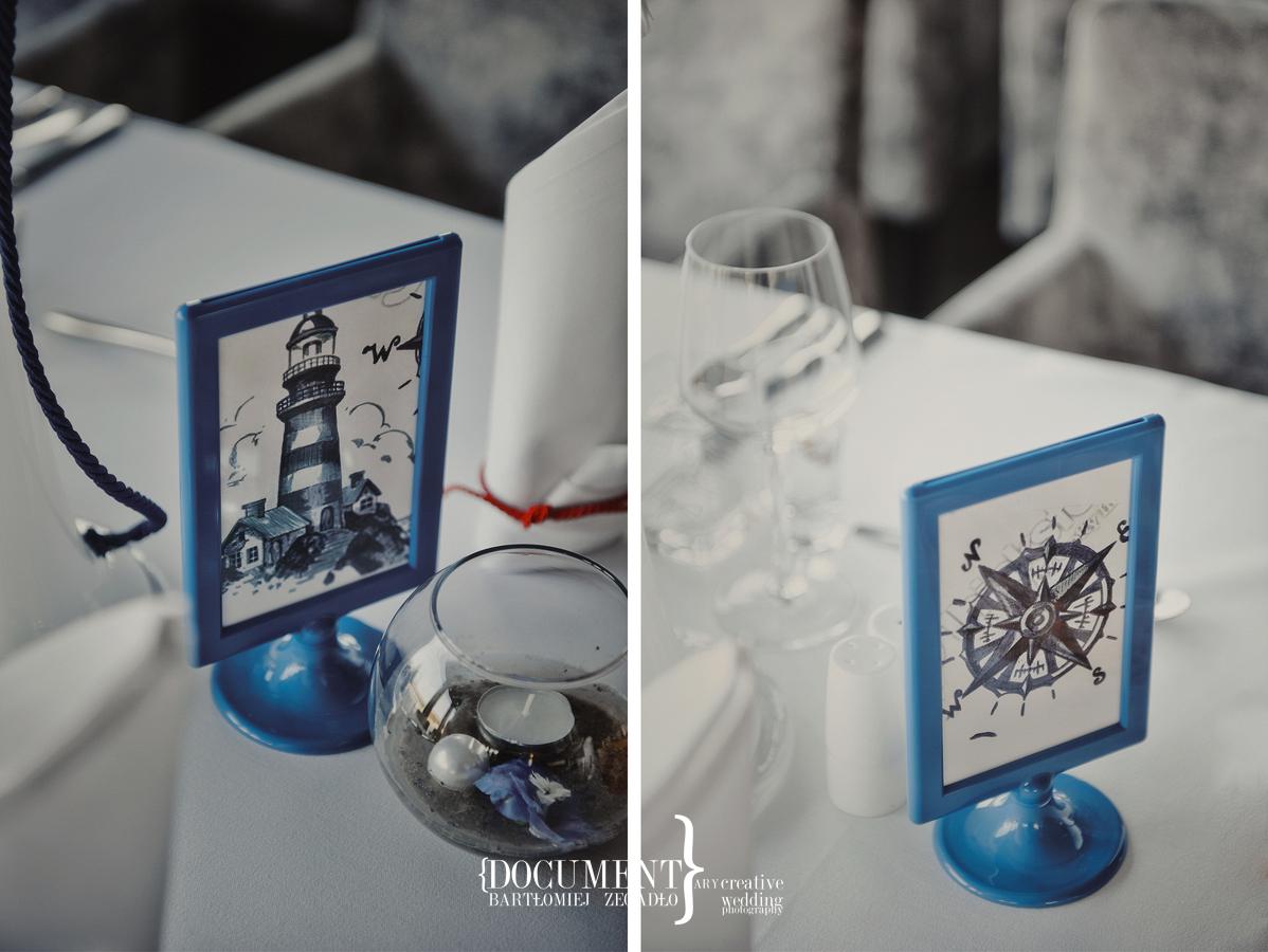 ślub w marynarskim stylu - fotografia 0014