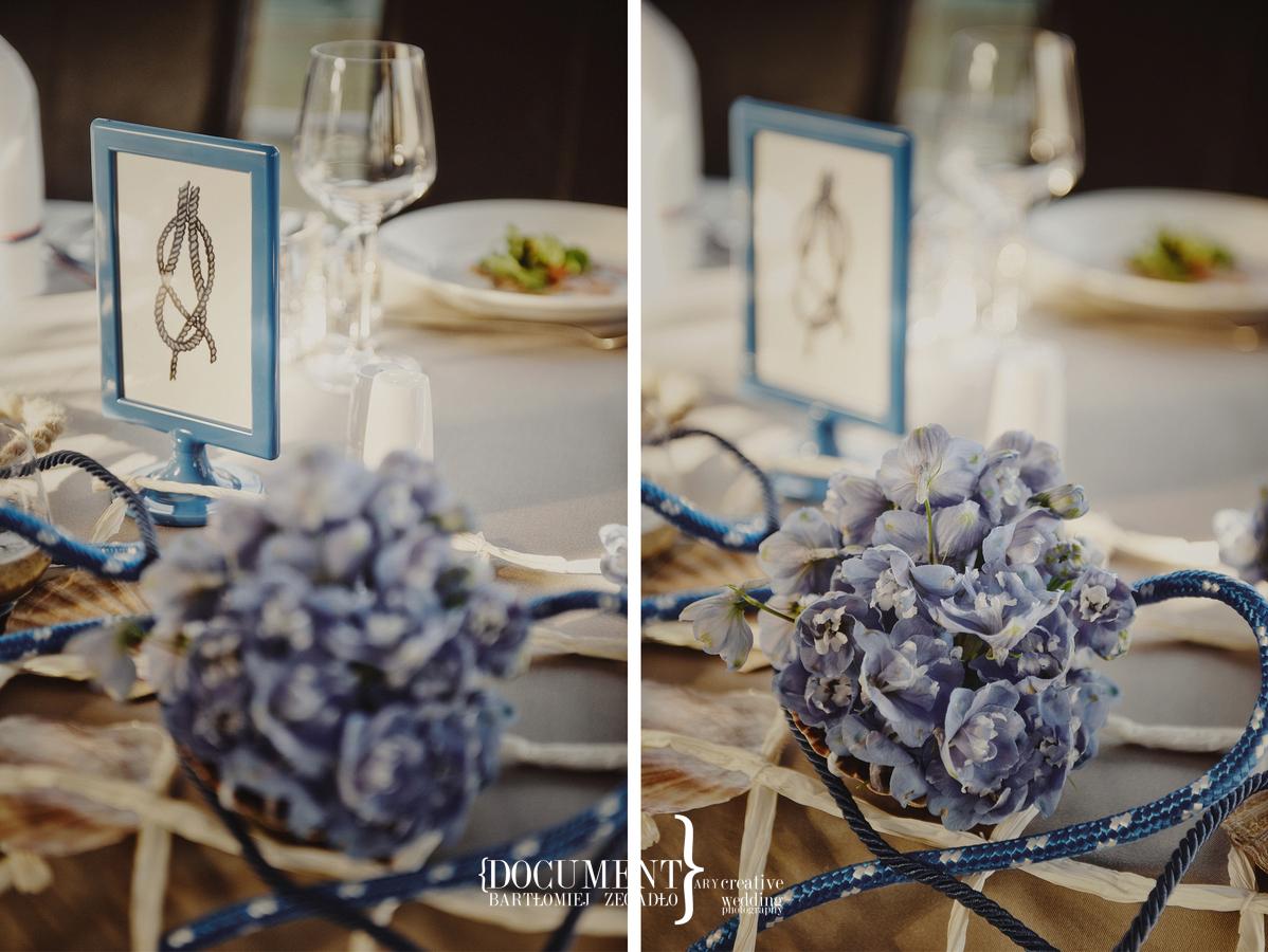 ślub w marynarskim stylu - fotografia 0015